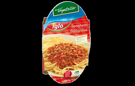 Iglo Spaghetti Bolognese