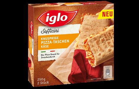 Iglo Pizzataschen Käse