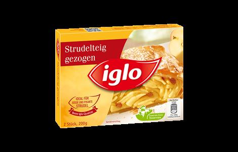 Iglo Strudelteig