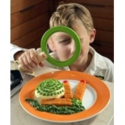 Kinder, Schnecke, Fischstäbchen, Erbsen,#Spaßbeimessen