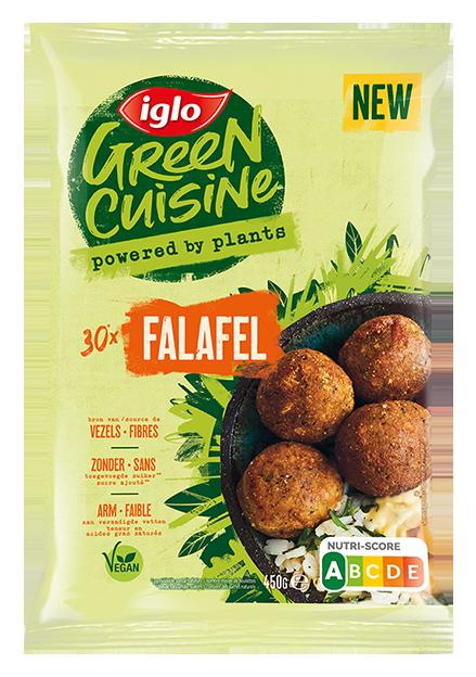 Falafel Green Cuisine