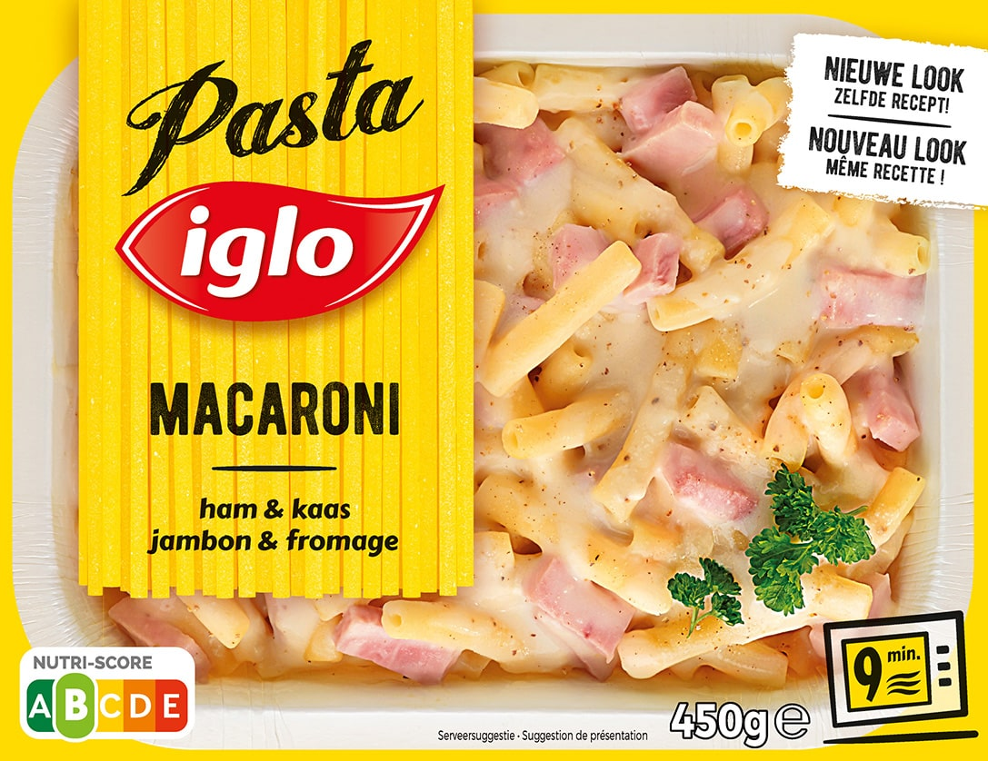 Macaroni Ham & Cheese