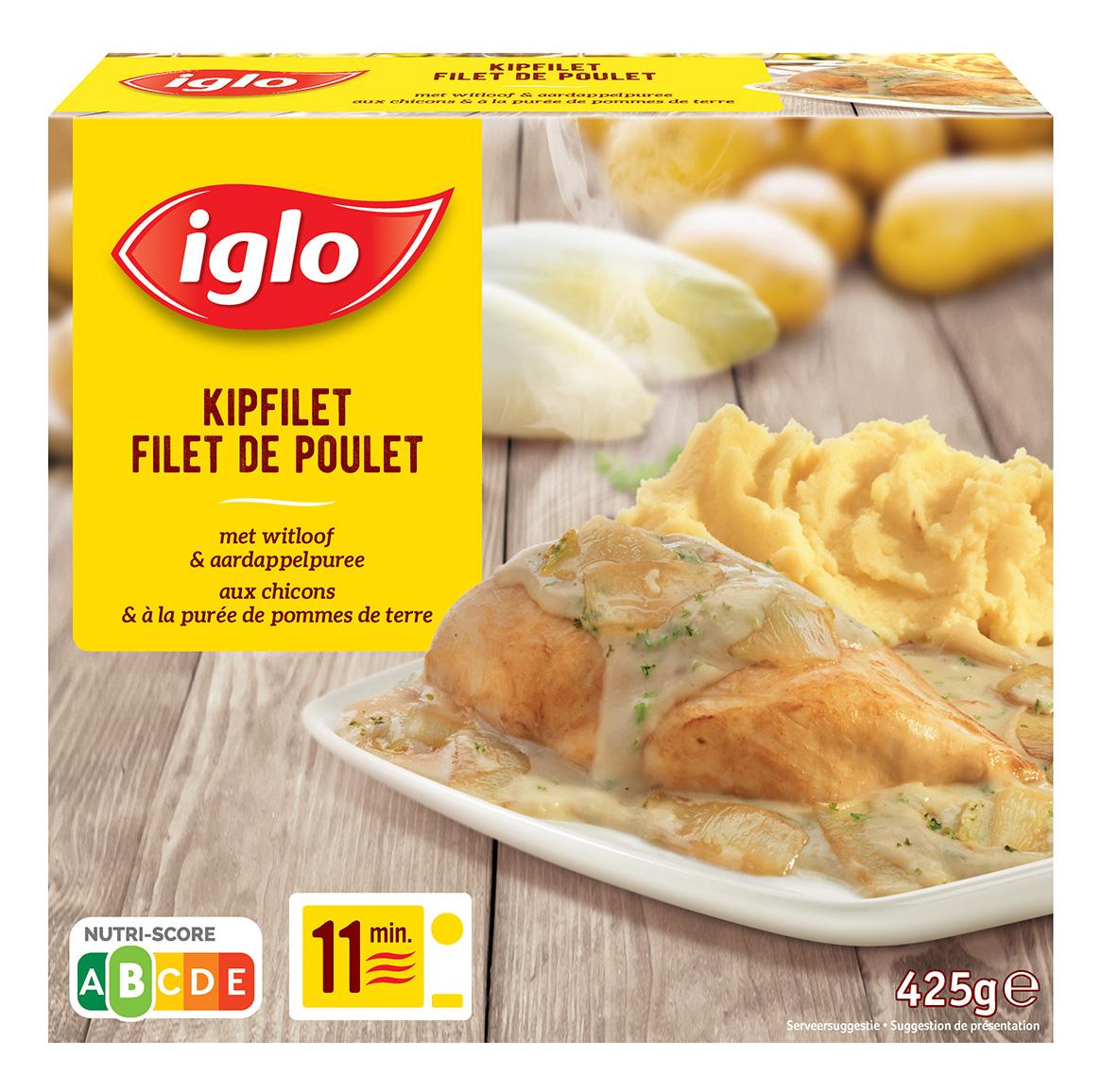 filet de poulet chicon 425g