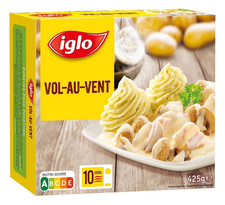 vol-au-vent maaltijden