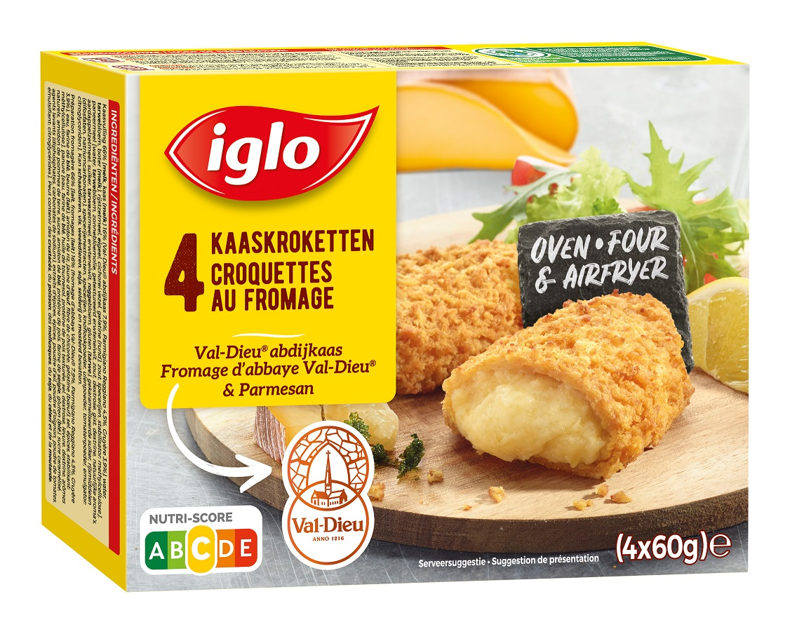 croquettes fromage