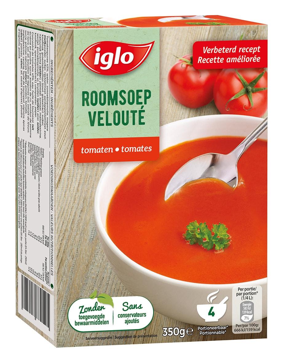 tomaten roomsoep