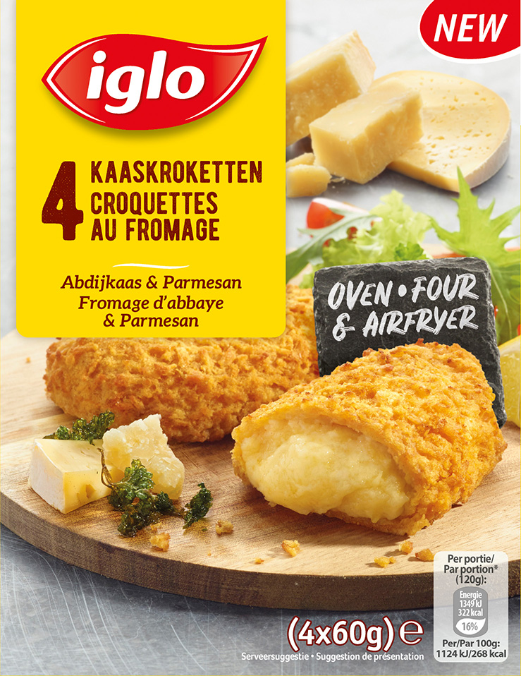 croquette fromage four