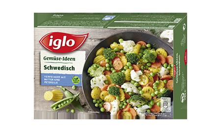 Schwedisches Gemüse