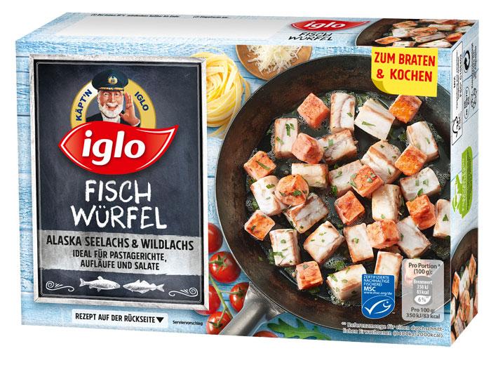 Fisch Würfel