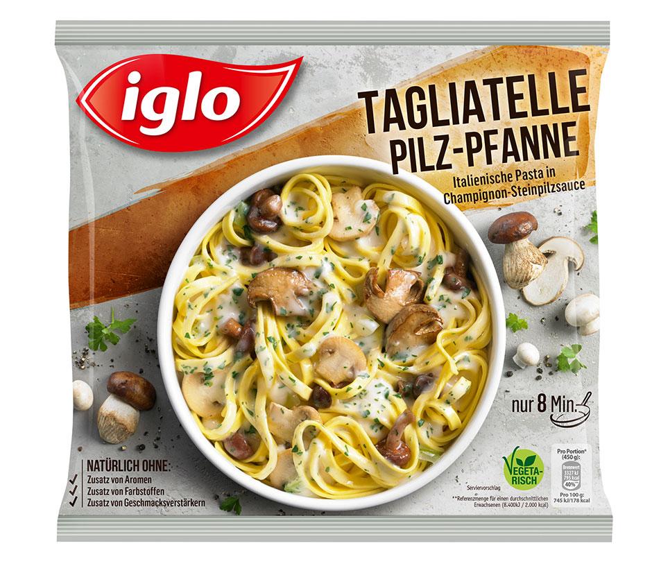iglo Tagliatelle