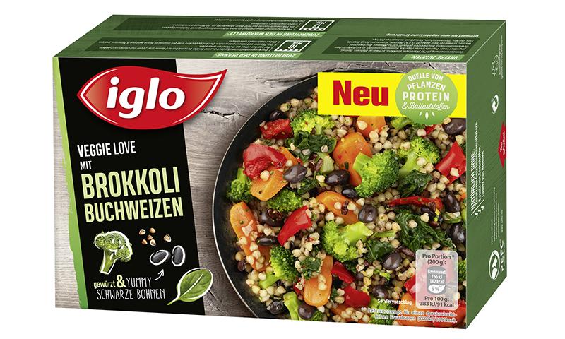 Veggie Love mit Brokkoli und Buchweizen