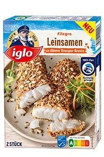 iglo Filegro Leinsamen
