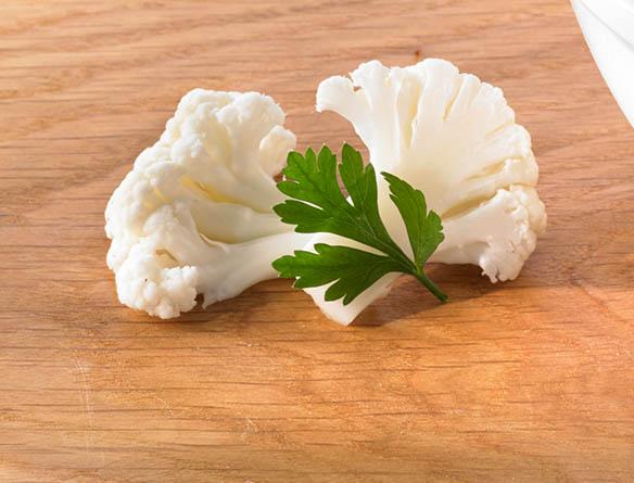 Blumenkohlröschen