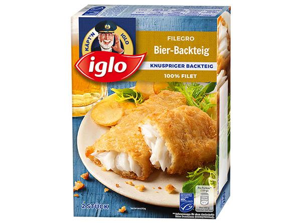 Filegro Bier-Backteig