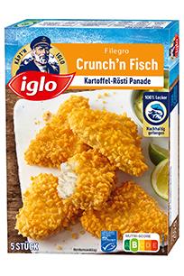 Packshot Filegro Crunch'n'Fish
