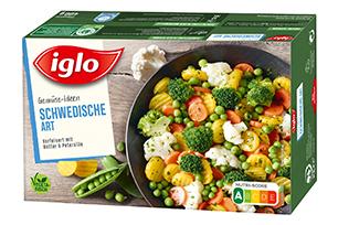 Produktverpackung Gemüse-Ideen Schwedische Art