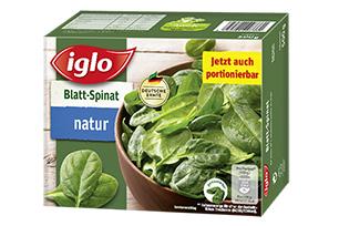 Blattspinat_iglo_Produkte