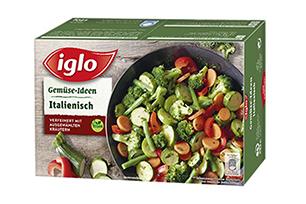 Gemüse-Ideen Italienische Art