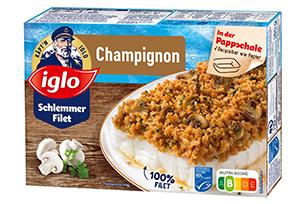 Schlemmer-Filet Champignon