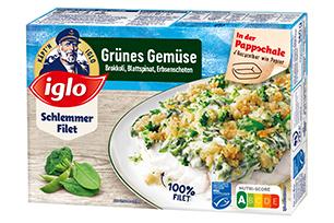 Schlemmer Filet Grünes Gemüse