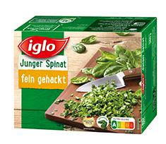 Junger_Spinat_iglo_Produkte