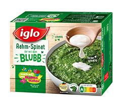 iglo_Produkte_Rahmspinat_mit_Blubb