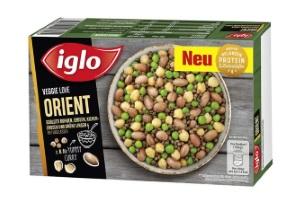 Produktverpackung Veggie Love Orient