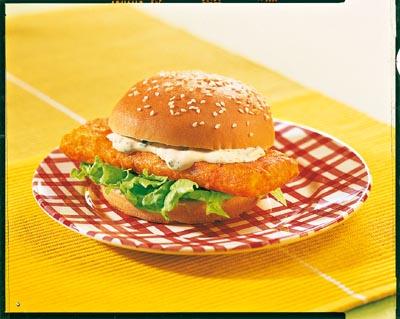Iglo Fischburger