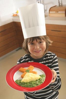 Abendessen für Kinder