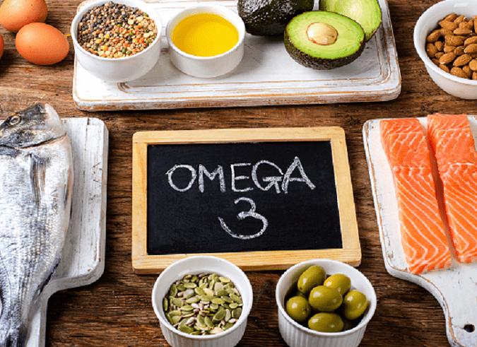 Vis met Omega 3