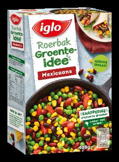 Iglo Groente-Idee Mexicaans