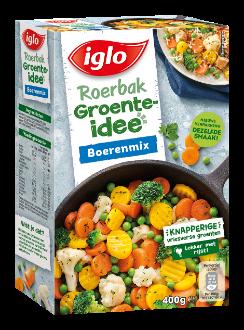 Groente-Idee Boerenmix
