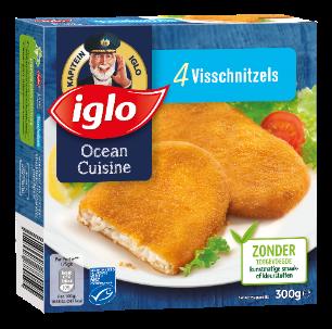 ocean cuisine visschnitzels