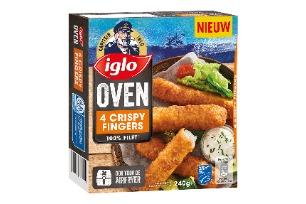 Oven Vis Crispy Fingers