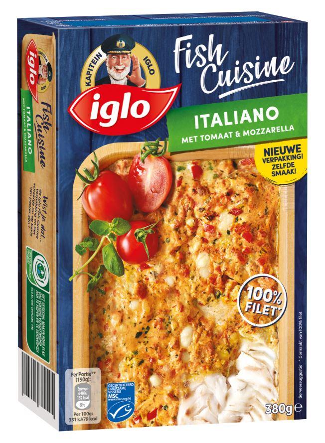 Fish Cuisine Italiano