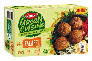 green cuisine falafel