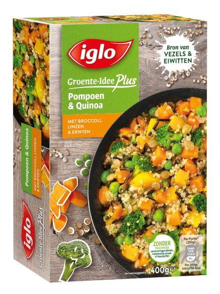pompoen quinoa groente idee