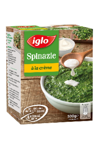 Iglo Spinazie à la Crème 500 gram
