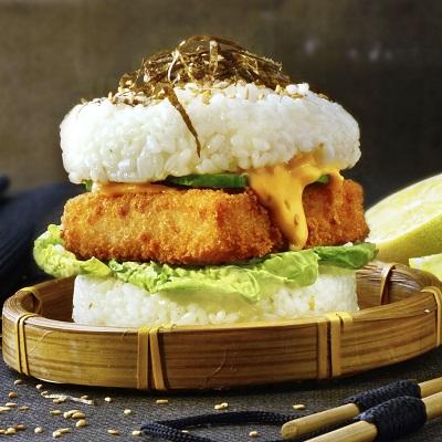 Sushi Burger iglo