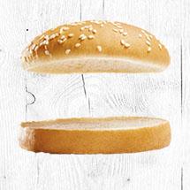 burger broodje
