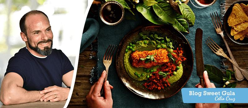 Bacalhau Fresco com Broa e Chouriço, Puré e ervilhas | Iglo PT
