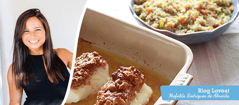 Lombos de bacalhau fresco no forno com crosta de chutney | Iglo PT