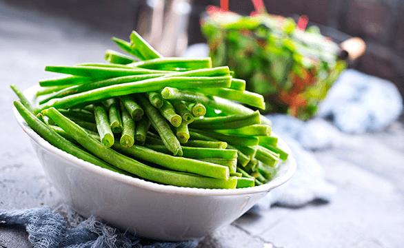 Vegetais Sazonais de verão | Feijão Verde | Iglo PT
