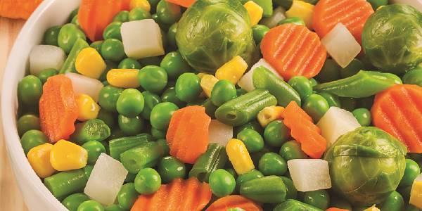 Mistura de Vegetais