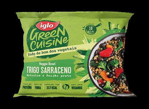 Veggie Bowls Trigo
