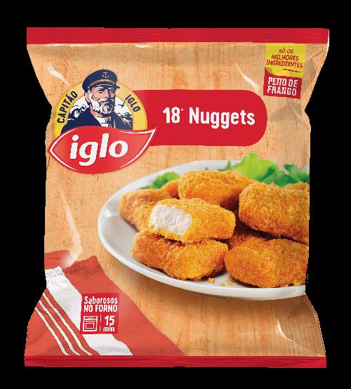 Nuggets Frango Original 18 unidades