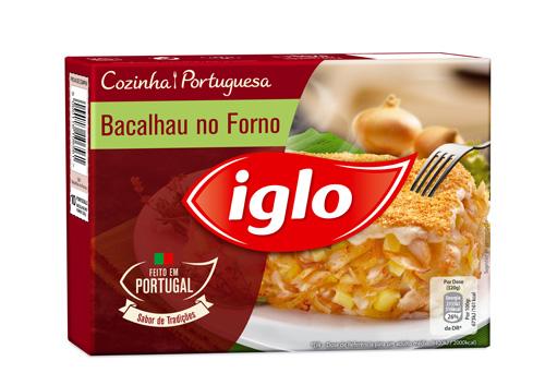 Bacalhau no Forno com Natas 320g