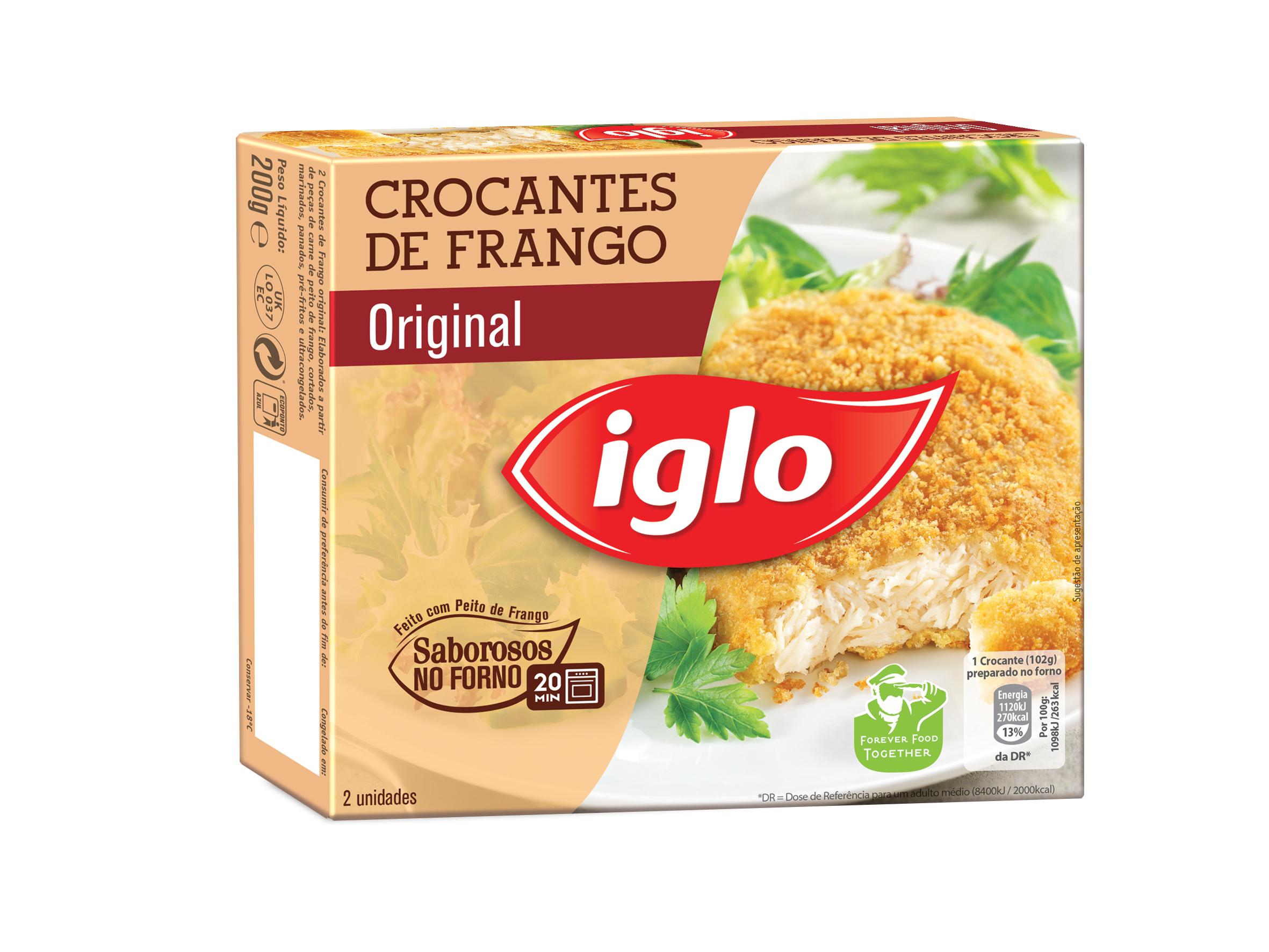 2 Crocantes de Frango Original
