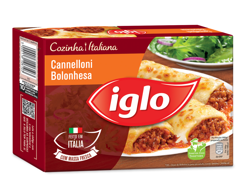 Cannelloni Bolonhesa 400g