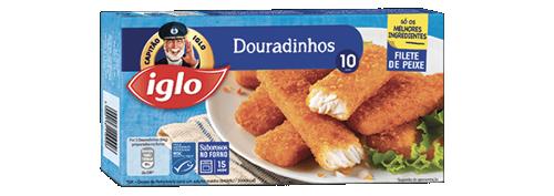 10 Douradinhos de Peixe